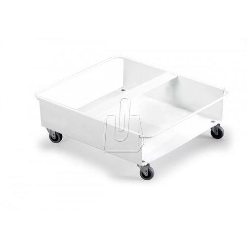 Wózek Trolley Duo na dwa pojemniki na śmieci Durabin 60 biały Durable 1801667010