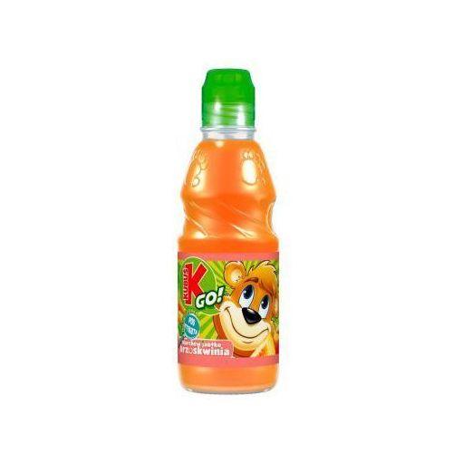 Tymbark Sok z warzyw i owoców kubuś go! marchew jabłko brzoskwinia 300 ml (5901067400268)