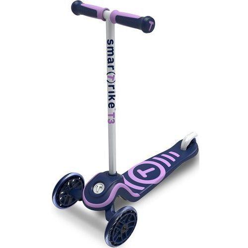 Hulajnoga  scooter t3 fioletowy + darmowy transport! marki Smart trike