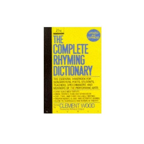 Complete Rhyming Dictionary (9780440212058)