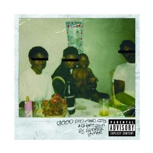 Good Kid, M. A. A. D City (Deluxe), 3718396