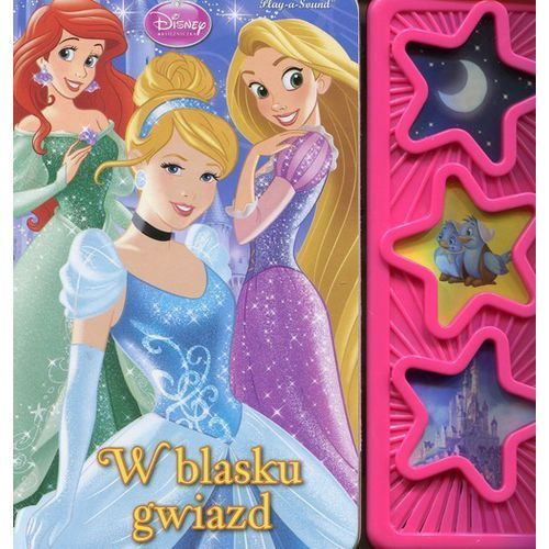 Disney Księżniczka W blasku gwiazd dźwiękowa, praca zbiorowa