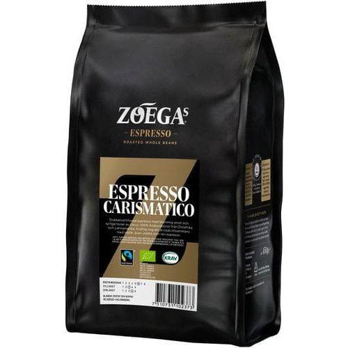 Zoega's Espresso Carismatico - kawa ziarnista - 450g