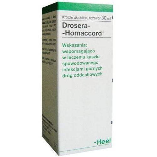 HEEL Drosera-Homaccord krop.doustne 30ml (Homeopatia)