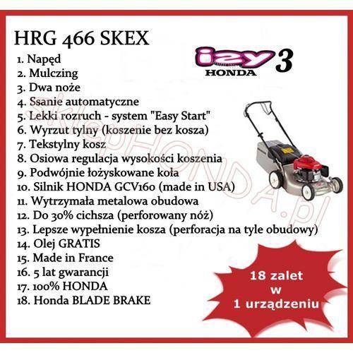 Honda HRG 466 S KEX