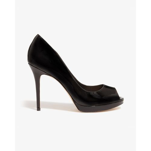 Phase eight poppy patent leather high heel shoes