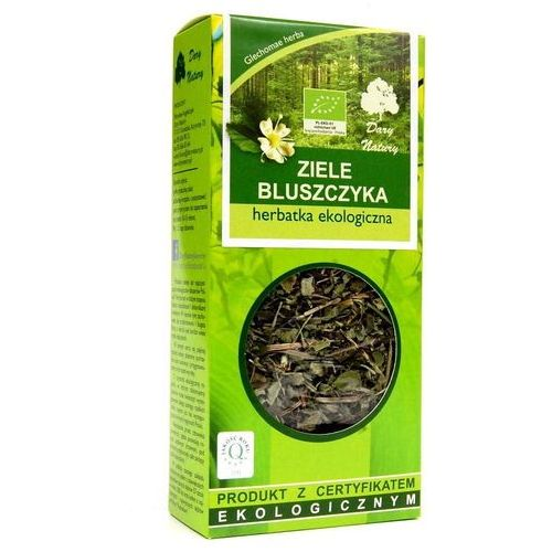 Dary natury - test Herbatka ziele bluszczyku bio 25 g - dary natury