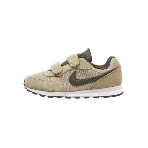 Nike Sportswear MD RUNNER 2 Tenisówki i Trampki neutral olive/sequoia/light blue fury (0823229116716)