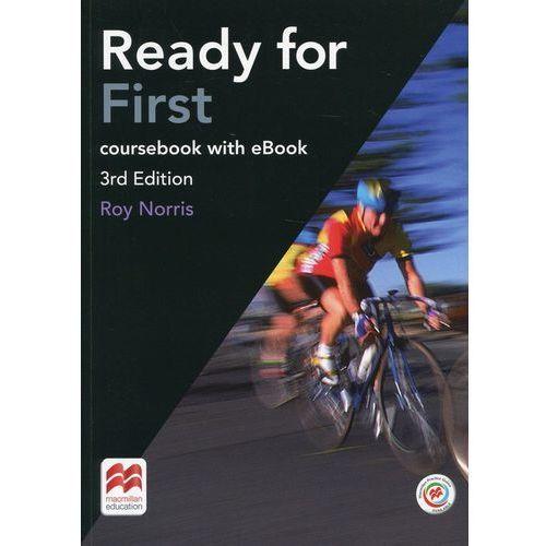 Ready for First (3rd edition) Książka ucznia + kod (bez klucza) + eBook, praca zbiorowa