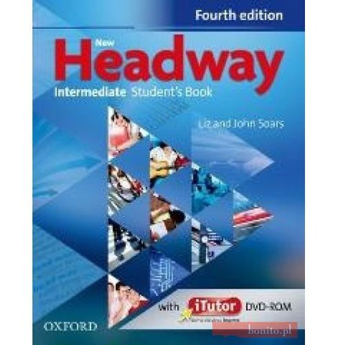 Headway 4E NEW Intermediate SB Pack (iTutor DVD) - Liz and John Soars (9780194770200)