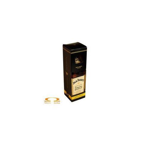 Likier jack daniel's tennessee honey 0,7l + szklanka marki Jack daniel distillery