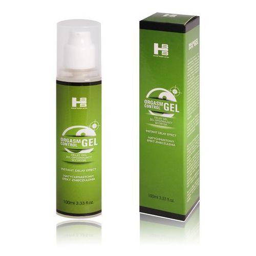 Orgasm control+ gel 100 ml żel powstrzymujący przedwczesny wytrysk 180347 marki Cobeco pharma