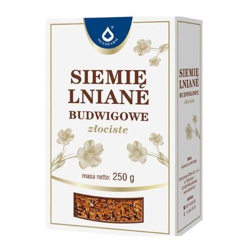 Oleofarm Siemię lniane budwigowe 250g