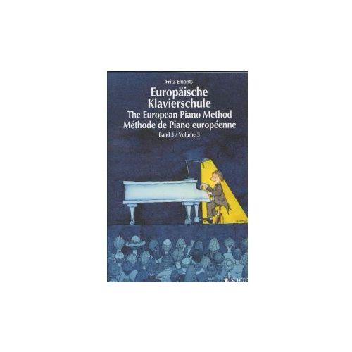 European Piano Method - Volume 3