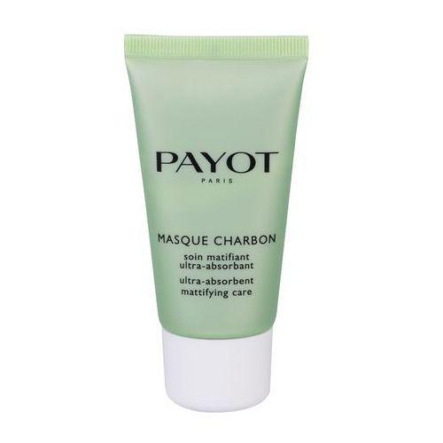 Payot pate grise masque charbon maseczka do twarzy 50 ml dla kobiet (3390150561641)