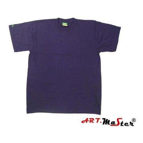SAHARA T-shirt bawełniany MIX KOLORÓW art master XXL pomarańczowa