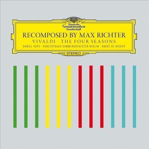 Universal music / deutsche grammophon Recomposed by max richter: vivaldi the four seasons - różni wykonawcy (płyta cd)
