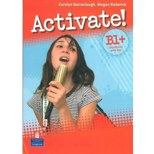 Activate! B1+ Workbook with key z płytą CD (2009)