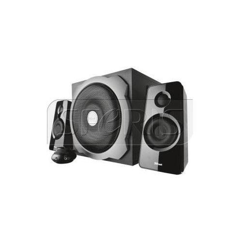 Trust Tytan 2.1 subwoofer speaker set - black - 19019