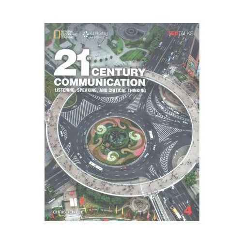 21st Century Communication 4: Listening, Speaking and Critical Thinking (9781305955479)