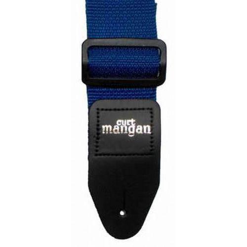 Curt mangan niebieski pas gitarowy 6501