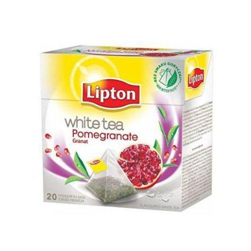 Lipton Herbata biała - granat 20 szt. - x03974