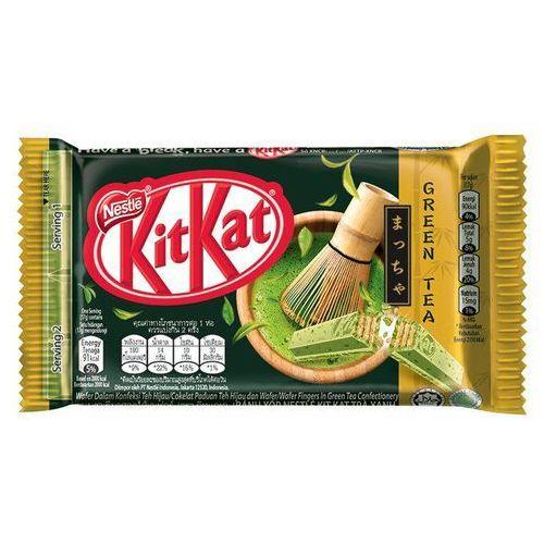 Nestlé Kitkat zielona herbata matcha, 4 paluszki 35g - (9556001227539)