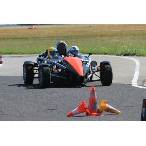 Jazda Ariel Atom: Ilość okrążeń - 3, Tor - Tor Toruń, Usiądziesz jako - Kierowca