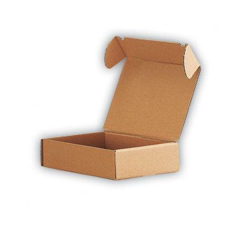 Kartony pocztowe na książki i dokumenty A4, 305x210x150 mm, 20 szt.