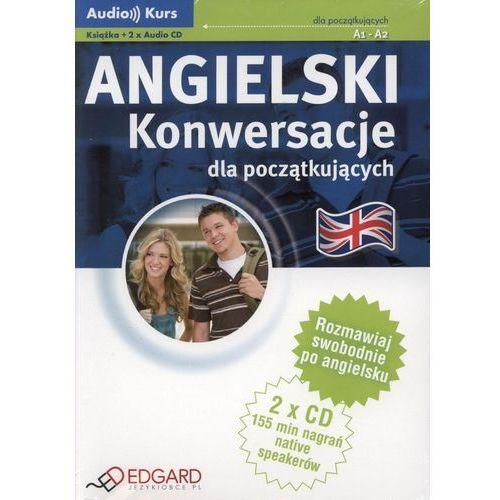 Angielski - konwersacje dla początkujących (książka 2 CD), Edgard