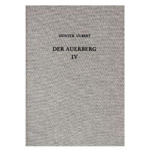 Der Auerberg. Bd.4 (9783406107641)