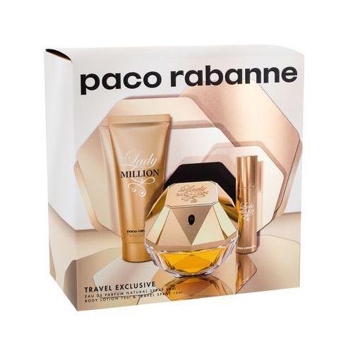 lady million zestaw 80 ml dla kobiet marki Paco rabanne