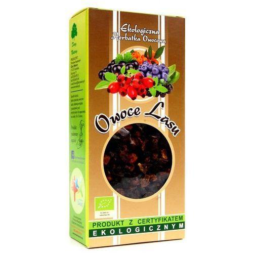 (h): ekologiczna herbatka owoce lasu bio - 100 g marki Dary natury