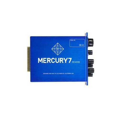 500 series mercury 7 reverb marki Meris