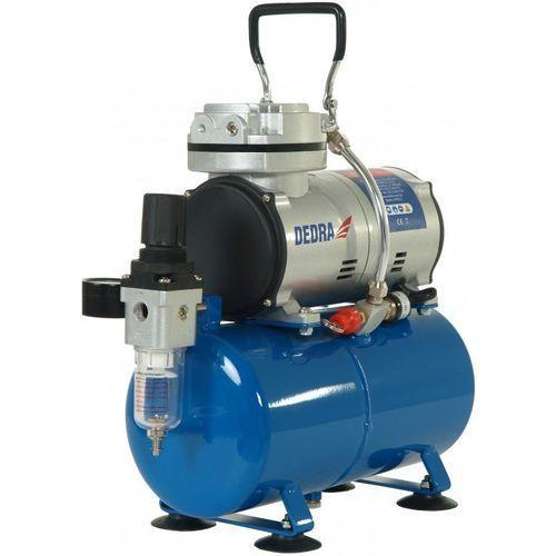 Kompresor bezolejowy DEDRA DED7472 mini 3 litry + DARMOWY TRANSPORT! (5902628742476)
