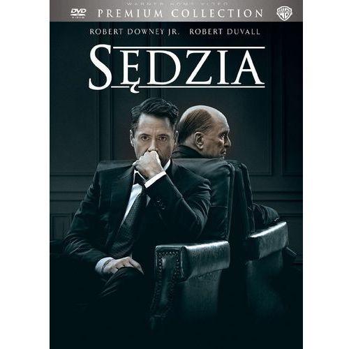 Sędzia (Premium Collectiion) (DVD) - David Dobkin DARMOWA DOSTAWA KIOSK RUCHU (7321910335512)