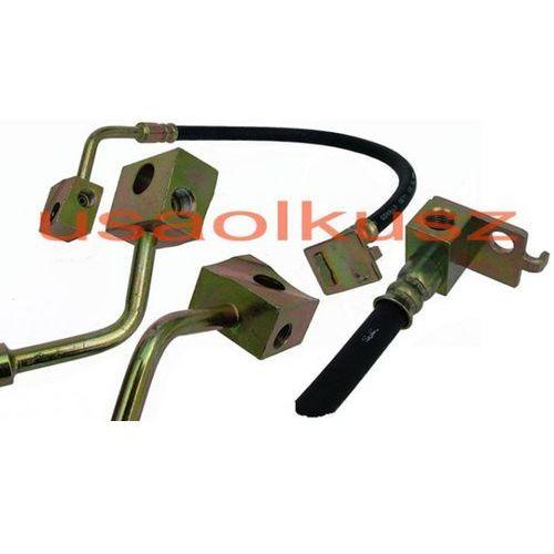 Tylny środkowy giętki przewód hamulcowy Jeep Cherokee 2002-2005 52128310AA (przewód hamulcowy) od usaolkusz