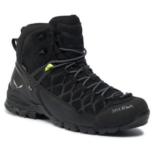 Trekkingi SALEWA - Ms Alp Trainer Mid Gtx GORE-TEX 63432-0971 Black/Black