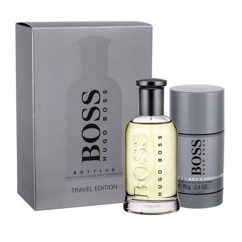 Hugo boss boss bottled zestaw edt 100ml + 75ml deo stick dla mężczyzn (8005610460598)