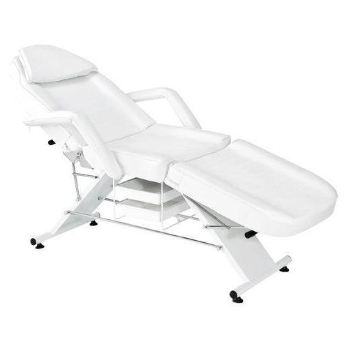 Calissimo Fotel kosmetyczny kuwetami łóżko leżanka wsparty
