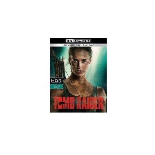 TOMB RAIDER (2BD 4K) (Płyta BluRay)