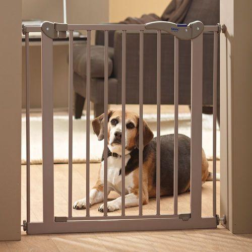 Bramka Ograniczająca Dog Barrier 2, wys. 107 cm - Przedłużenie 7 cm (do bramki o wys. 107 cm)   DARMOWA Dostawa od 129 zł + Promocje od bitiba.pl!  Tylko teraz rabat nawet 5%