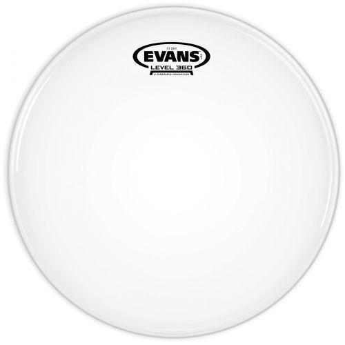 Evans B14 ST DRY naciąg perkusyjny (werblowy) 14″, powlekany, z dziurami