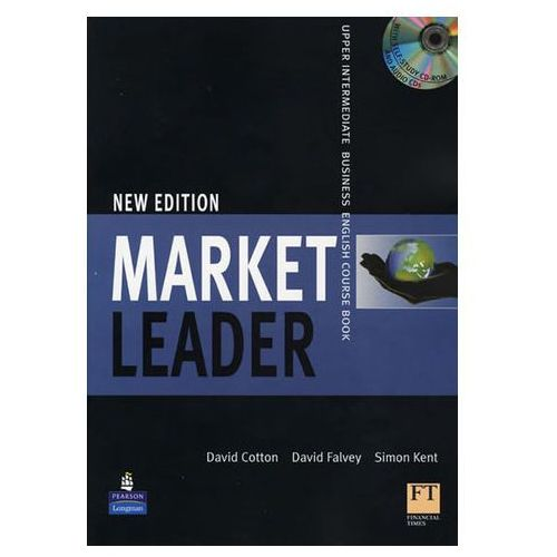 Market Leader Upper Intermediate Coursebook/Class CD/Multi-R (9781405881395)