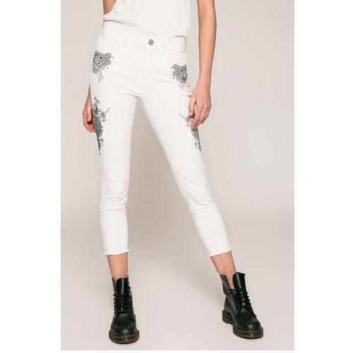 Desigual - Jeansy Evens, jeansy