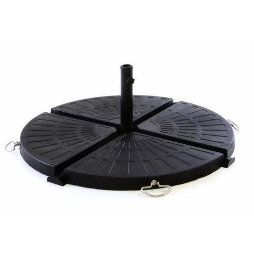 Stabilna podstawa dla dużych parasoli 83 kg
