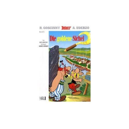 Asterix - Die goldene Sichel (9783770436057)