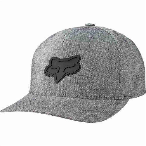 czapka z daszkiem FOX - Heads Up 110 Snapback Heather Grey (040) rozmiar: OS