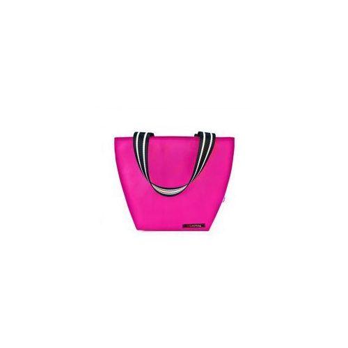 Torba na lunch / lunch bag tote różowy odbierz rabat 5% na pierwsze zakupy marki Iris