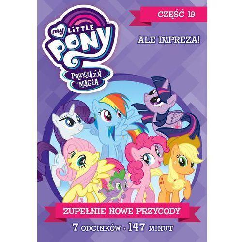 My little pony: przyjaźń to magia, część 19: ale impreza! (płyta dvd) marki Różni